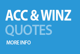 WINZ Quote and ACC